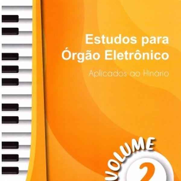 Imagem principal do produto Estudos para Órgão Eletrônico Volume 2