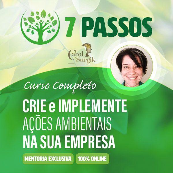 Imagem principal do produto 7 Passos para Criar e Implementar Ações Ambientais na Sua Empresa