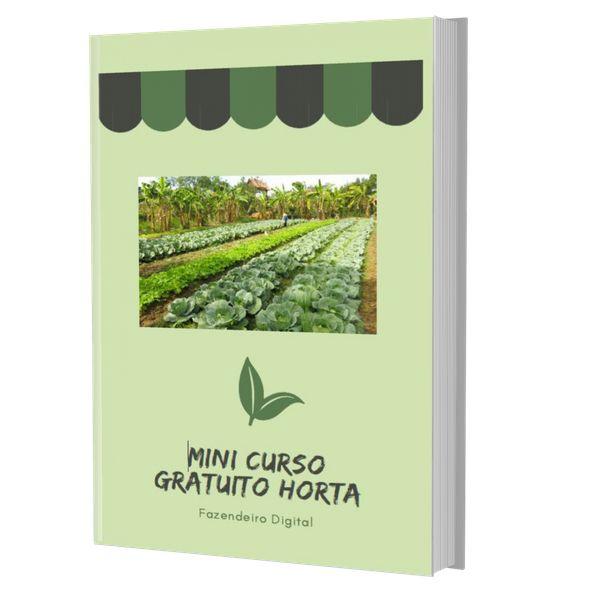 Imagem principal do produto Curso de Horta