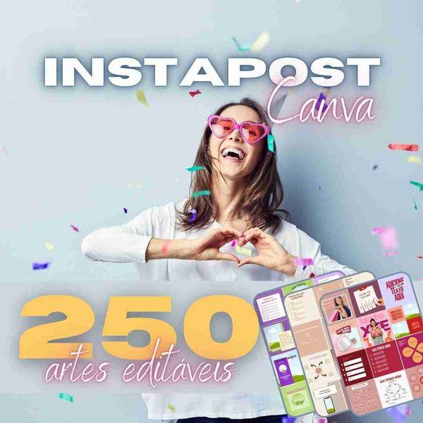 Imagem principal do produto INSTAPOST CANVA