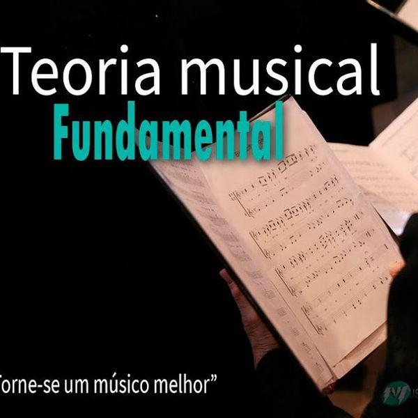 Imagem principal do produto Teoria musical fundamental