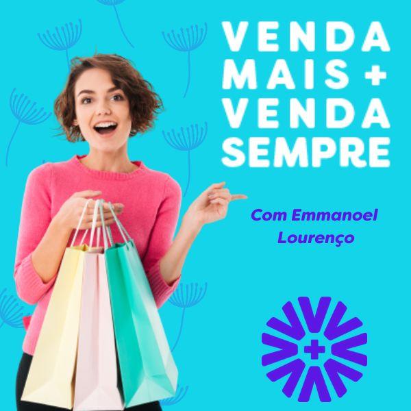Imagem principal do produto Curso 'Venda Mais, Venda Sempre!'