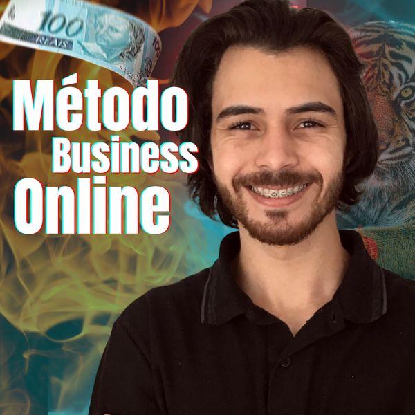Imagem principal do produto Método Business Online