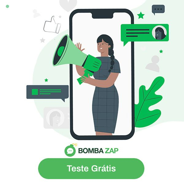 Imagem principal do produto BombaZap - Sistema de Auto Atendimento