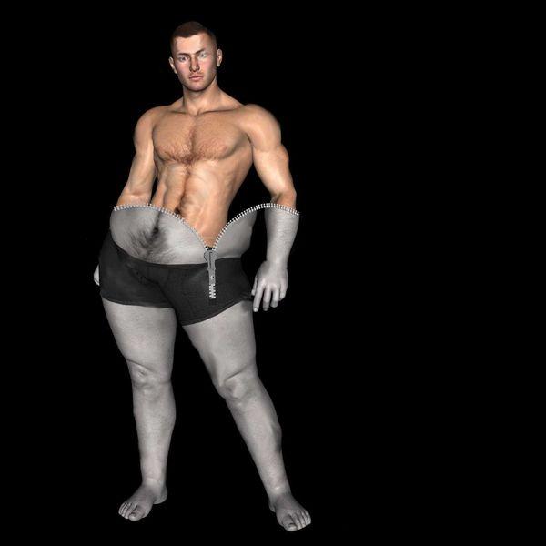 Imagem principal do produto Emagreça com o poder da Hipnose Homem