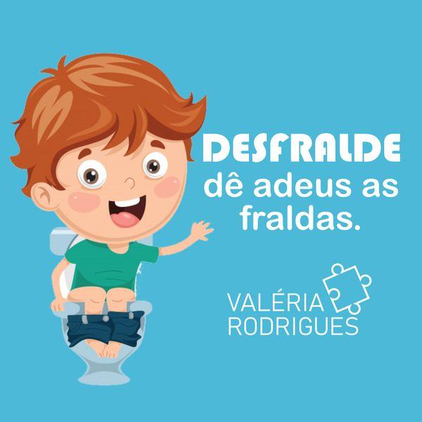 Imagem principal do produto DESFRALDE: dê adeus as fraldas!