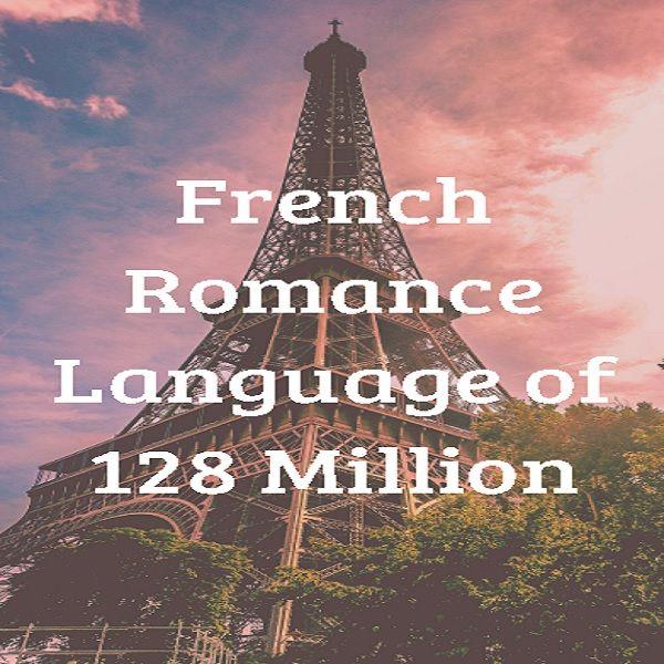 Imagem principal do produto French Romance Language of 128 Million