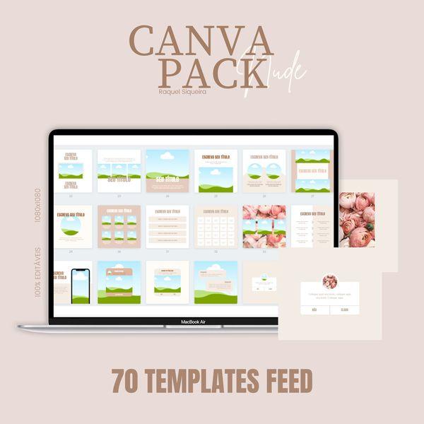 Imagem principal do produto Canva Pack Nude 1.0