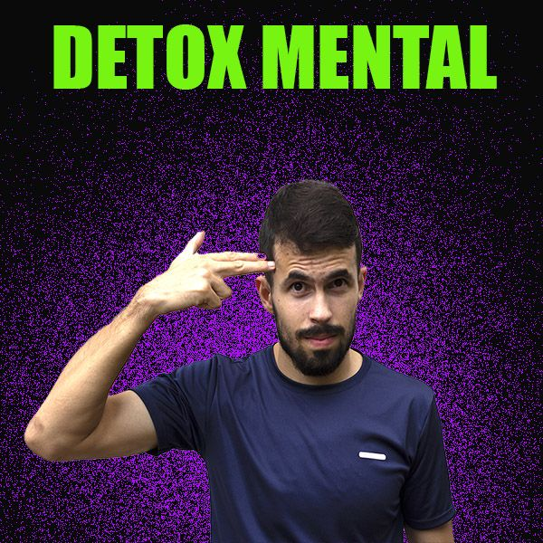 Imagem principal do produto DETOX MENTAL ( como organizar sua mente em meio ao caos )
