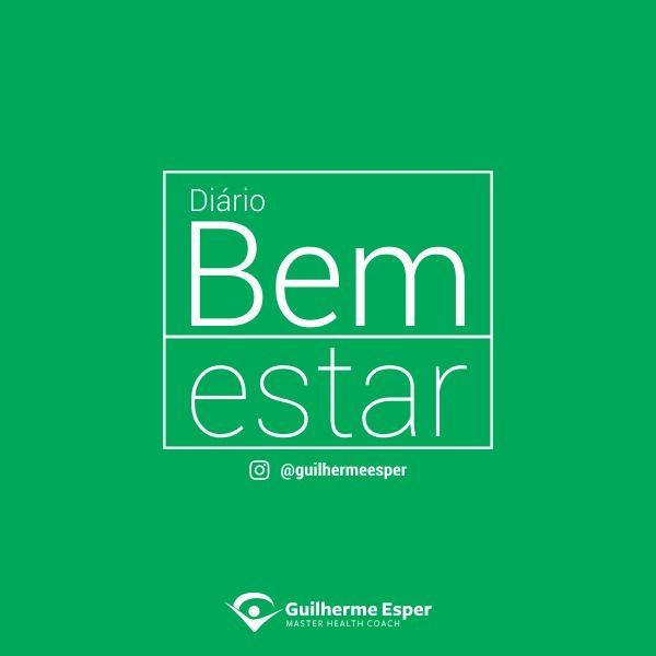 Imagem principal do produto Ebook Planner Diário Bem Estar