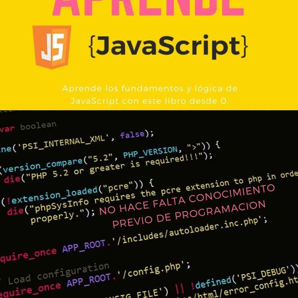 Imagem principal do produto JavaScript desde 0
