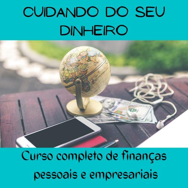 Imagem principal do produto Cuidando do seu dinheiro