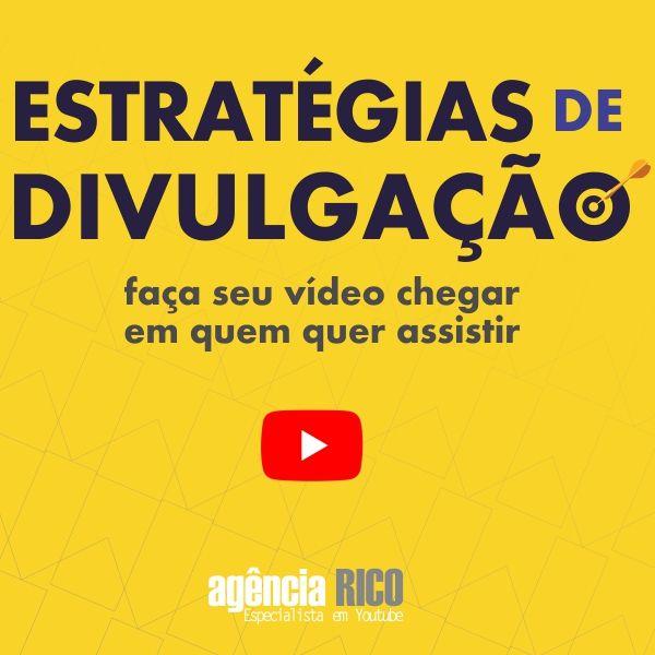 Imagem principal do produto Estratégias de Divulgação para Youtubers