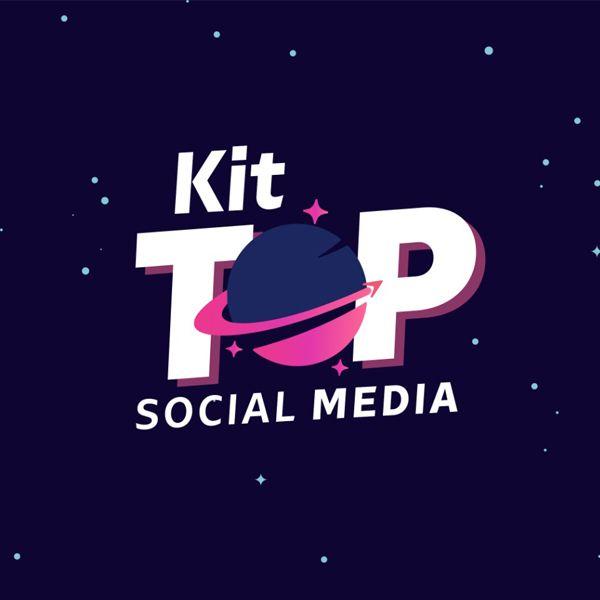 Imagem principal do produto KIT TOP SOCIAL MEDIA | POR: CAMILA BORGES
