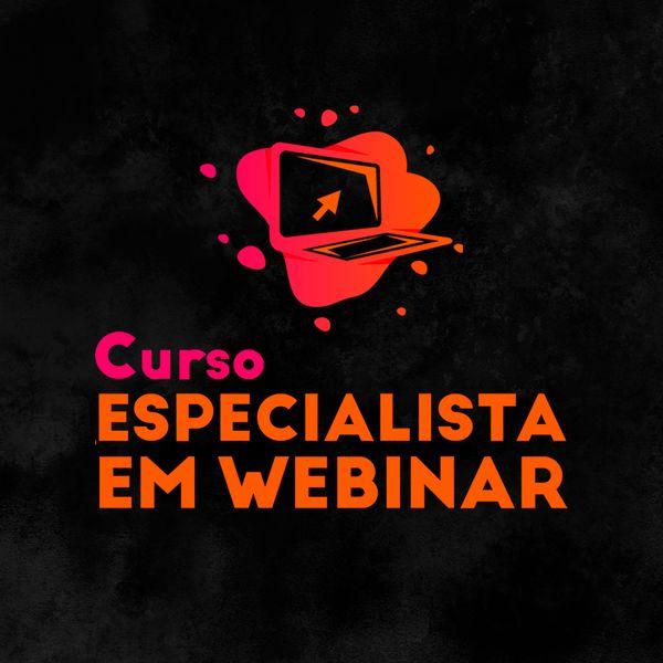 Imagem principal do produto Curso Especialistas em Webinar - CEW