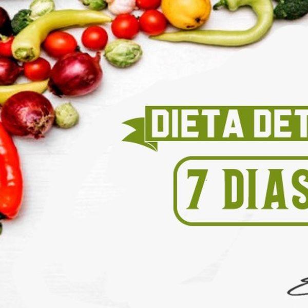 Imagem principal do produto Dieta Detox 7 Dias