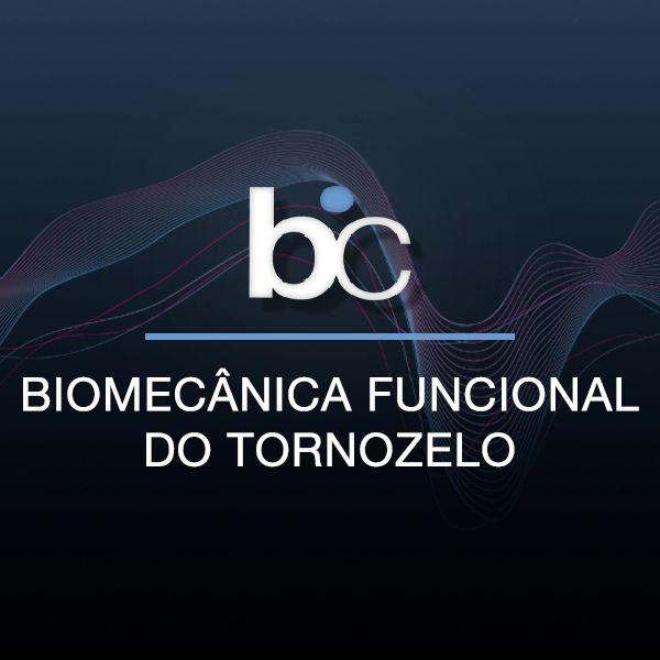 Imagem principal do produto BIOMECÂNICA FUNCIONAL DO TORNOZELO