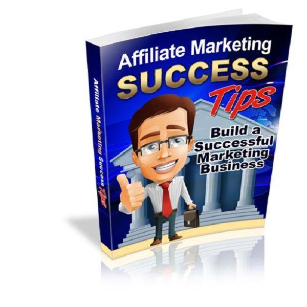 Imagem principal do produto Affiliate Marketing Success Tips