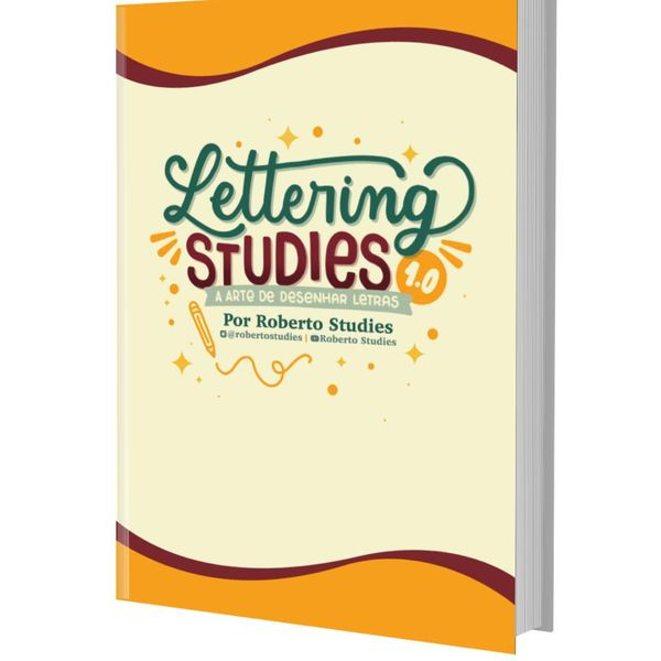 Imagem principal do produto Lettering Studies