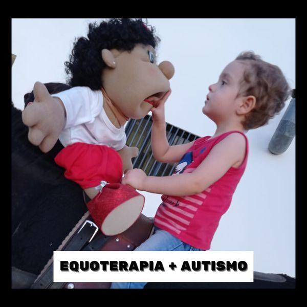 Imagem principal do produto O PAPEL DA EQUOTERAPIA NO DESENVOLVIMENTO SOCIOAFETIVO DE AUTISTAS