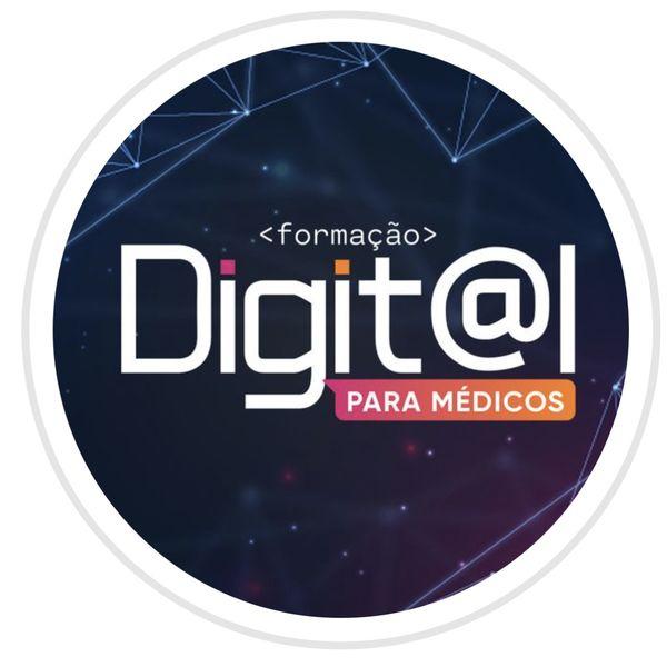 Imagem principal do produto Formação digital para médicos