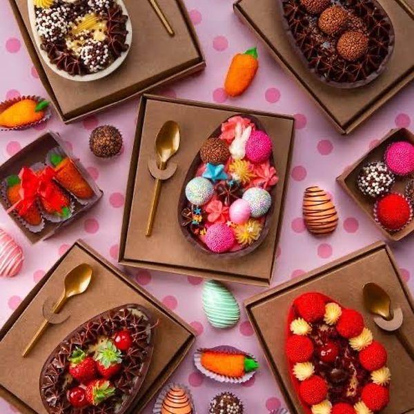 Imagem principal do produto Apostila dos melhores recheios para copo da Felicidade e sobremesas!