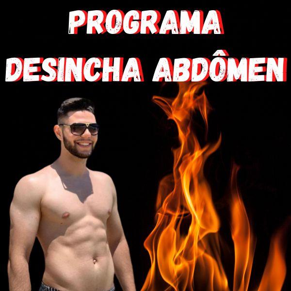Imagem principal do produto Desincha Abdômen