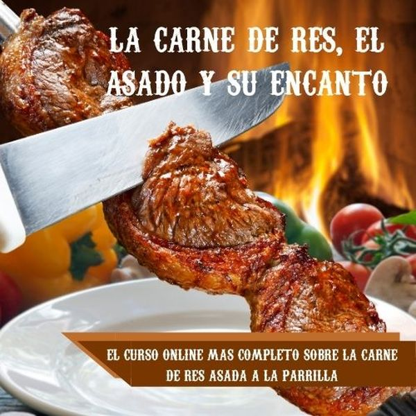 Imagem principal do produto La Carne de Res, el Asado y su Encanto