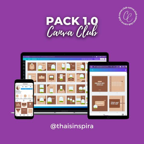 Imagem principal do produto Canva Cub Pack 1.0