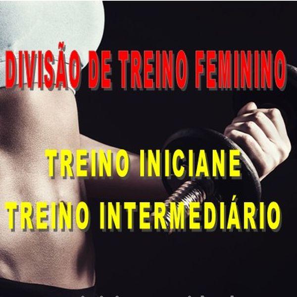 Imagem principal do produto Ficha de treino feminino