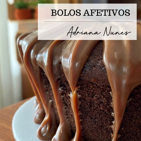 Imagem principal do produto Bolos Afetivos