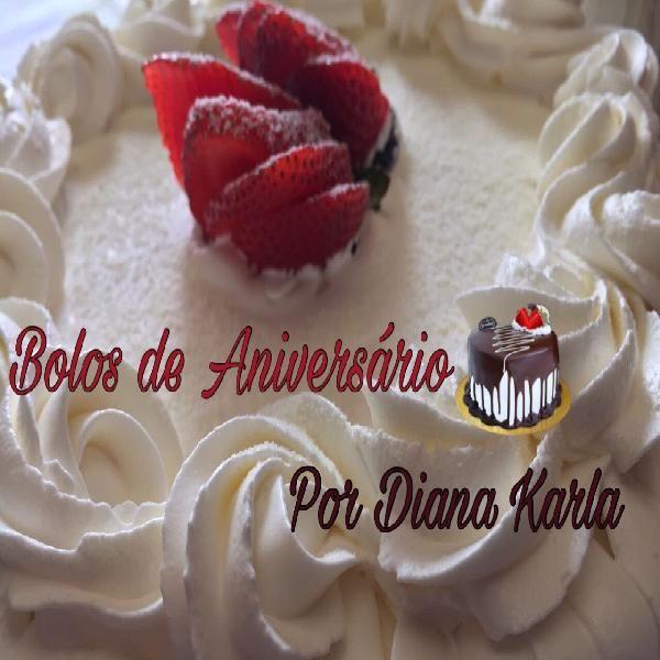 Imagem principal do produto Apostila Bolos de Aniversário em PDF
