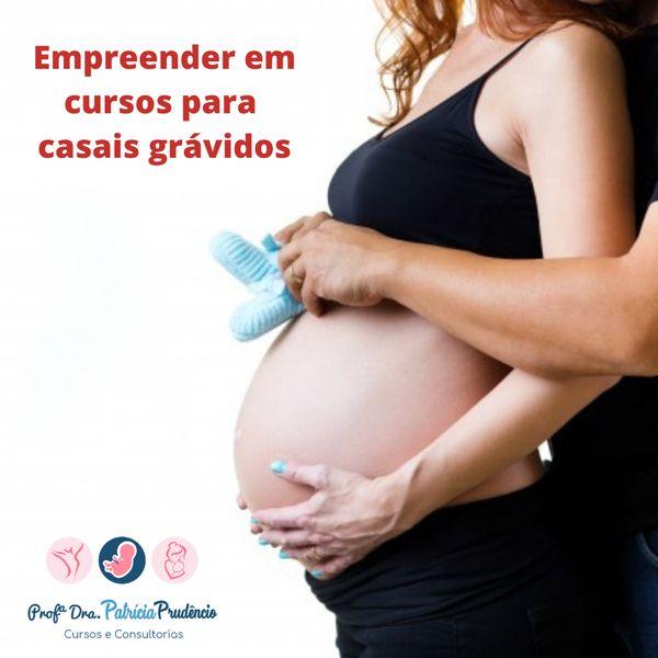 Imagem principal do produto Empreender em cursos para casais grávidos