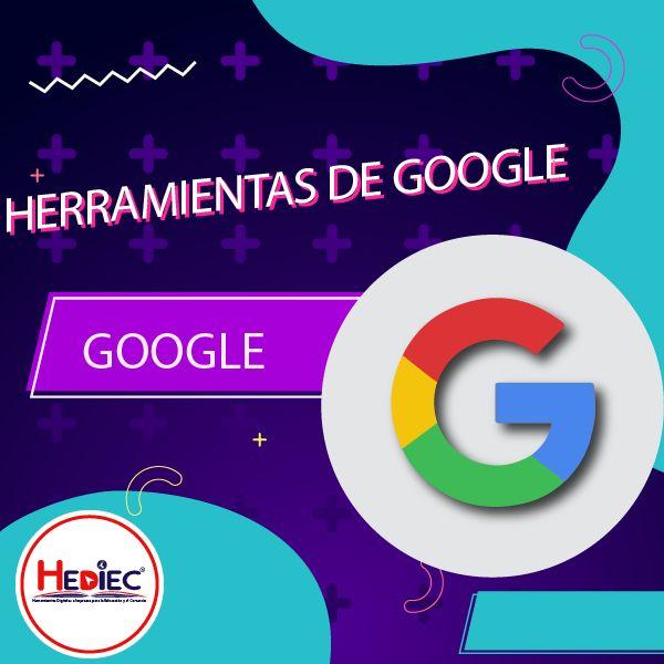 Imagem principal do produto HERRAMIENTAS DE GOOGLE