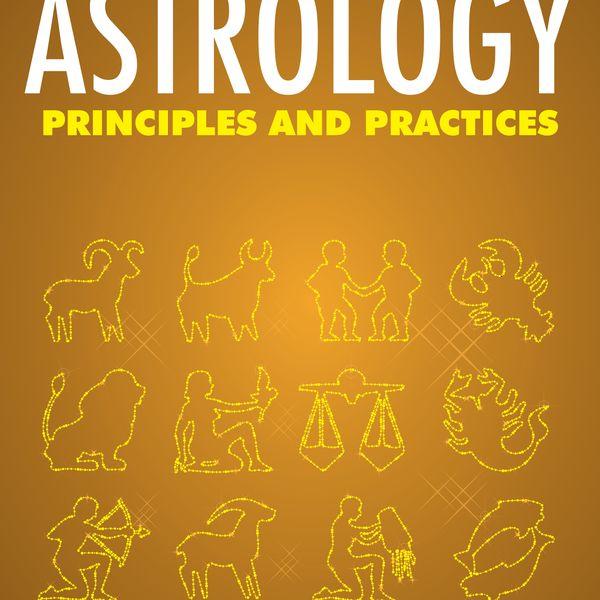Imagem principal do produto Astrologia - Princípios e Práticas (Português)