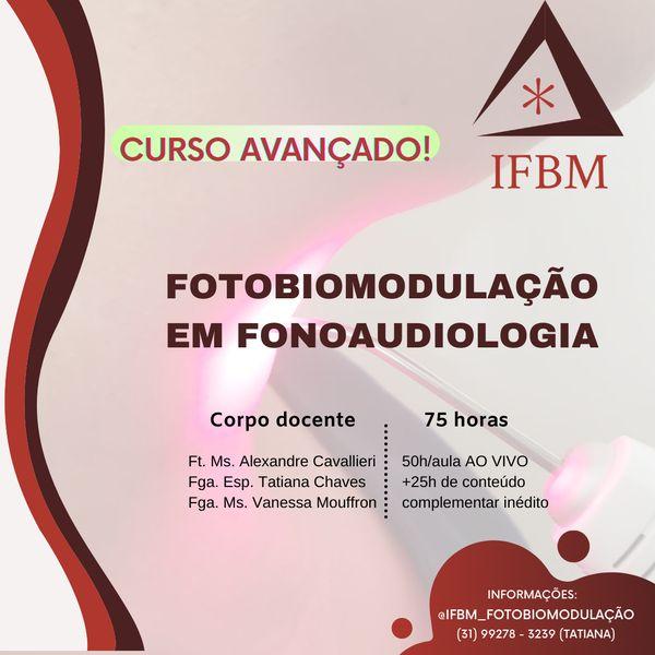 Imagem principal do produto Fotobiomodulação : o uso do laser na Fonoaudiologia