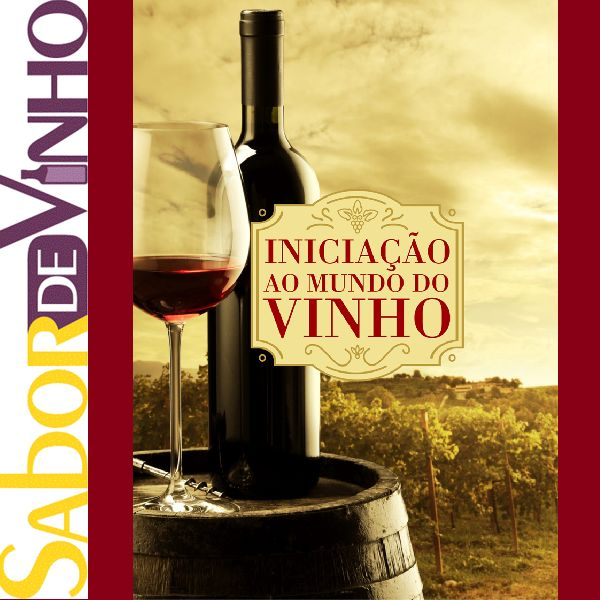 Imagem principal do produto eBook O Básico para iniciar no mundo vinho