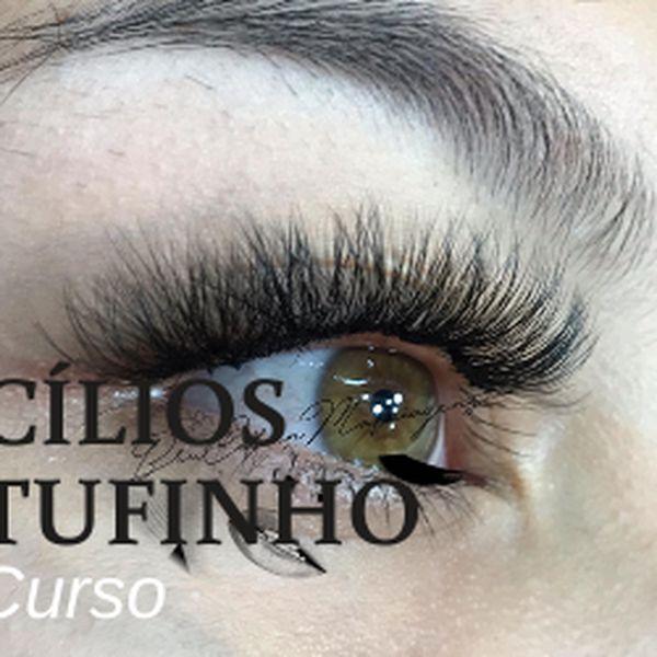 Imagem principal do produto Curso de Cílios Tufinho