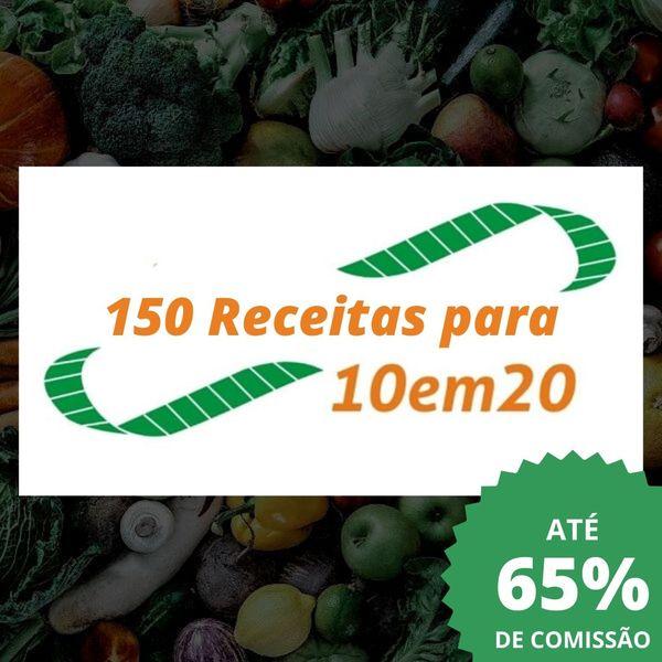 Imagem principal do produto 150 Receitas Fitness para Emagrecer