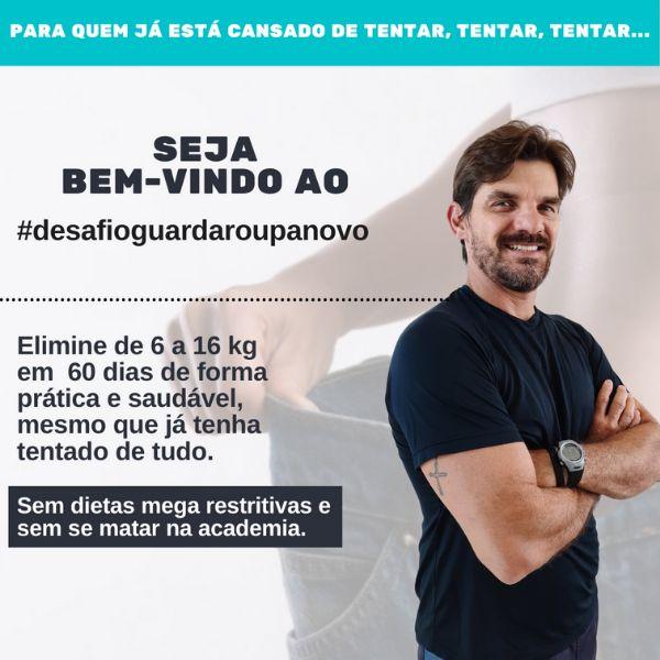 Imagem principal do produto Desafio Guarda Roupa Novo