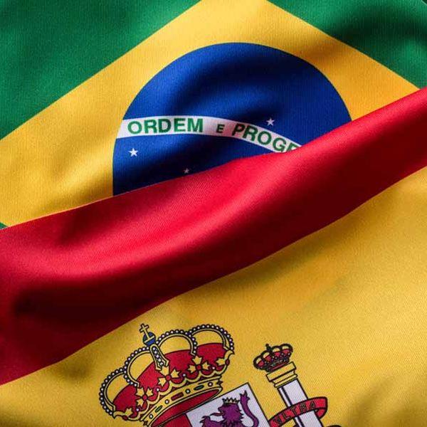 Imagem principal do produto Espanhol para o brasileiro.