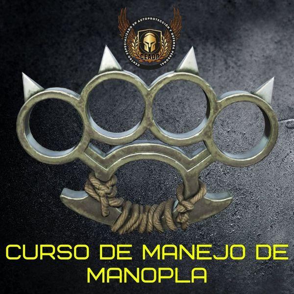 Imagem principal do produto CURSO DE MANEJO DE MANOPLA