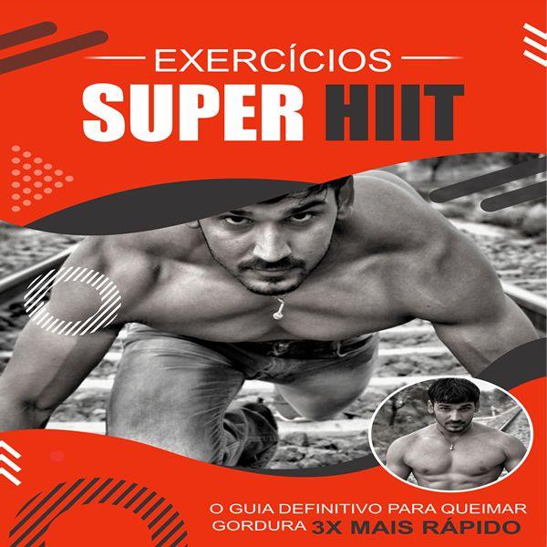 Imagem principal do produto Exercícios Super HIIT