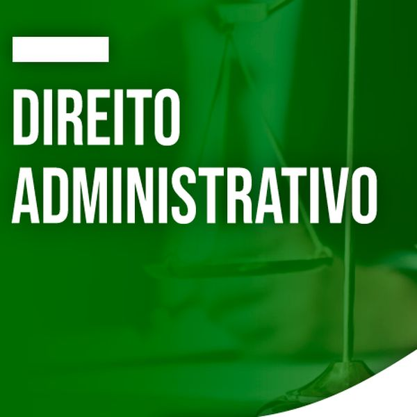 Imagem principal do produto DIREITO ADMINISTRATIVO PARA CONCURSOS