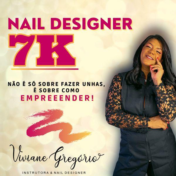 Imagem principal do produto Nail Designer 7K