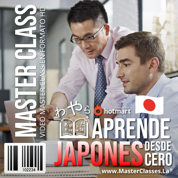 Aprende Japonés Desde Cero Masterclasses La Learn A New Skill Online Courses And Subscription Services Hotmart