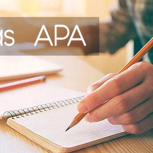 Imagem principal do produto Aprende a citar en formato APA
