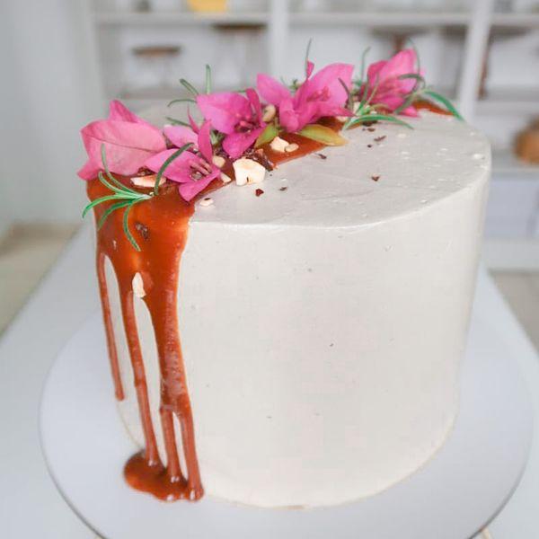Imagem principal do produto Curso de bolo em buttercream