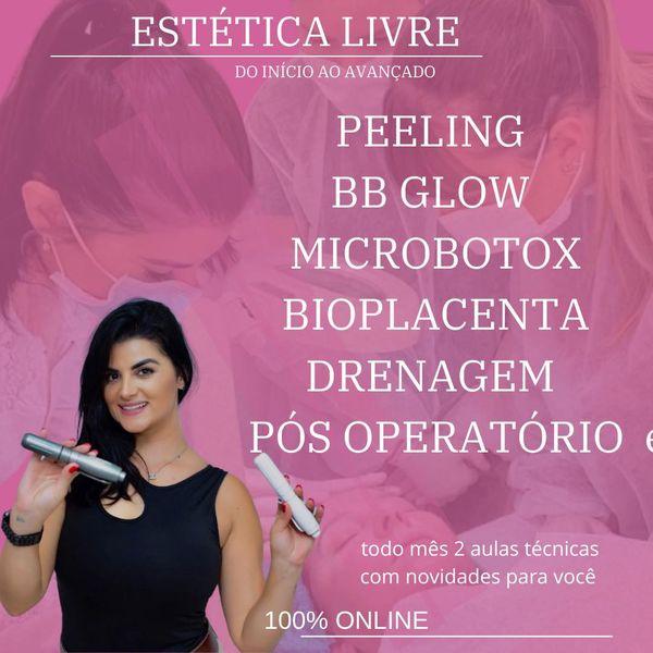 Imagem principal do produto Estética livre