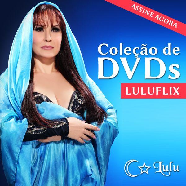 Imagem principal do produto LULUFLIX - Acervo de DVDs Lulu From Brazil